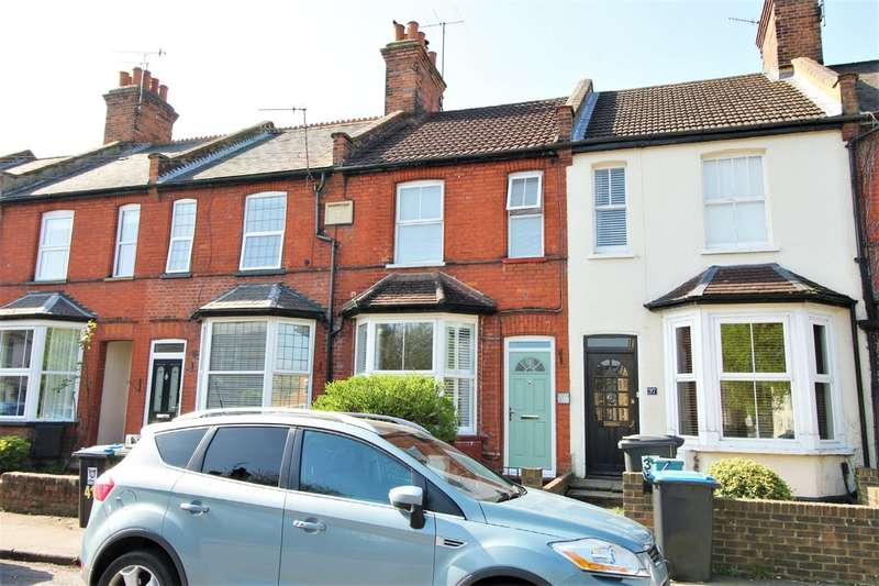 3 Bedrooms Terraced House for sale in Apsley, HERTS