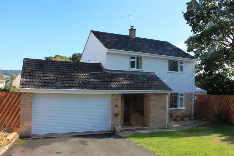 4 Bedrooms Detached House for sale in Newton Poppleford