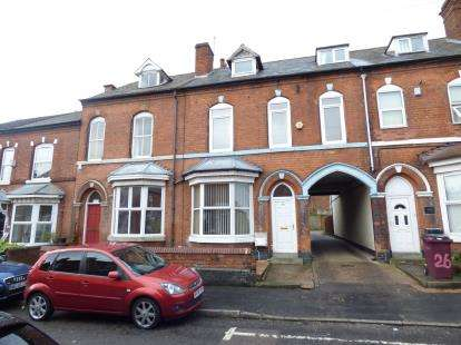 4 Bedrooms Terraced House for sale in Westbourne Street, Walsall, West Midlands