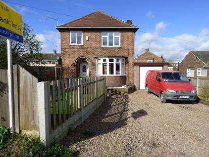 3 Bedrooms Detached House for sale in George Street, Sutton-In-Ashfield, Nottingham, Nottinghamshire