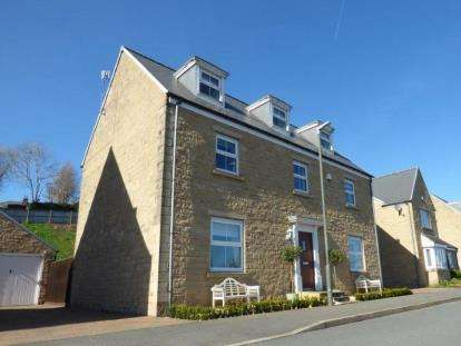 5 Bedrooms Detached House for sale in Hogshaw Drive, Buxton, Derbyshire