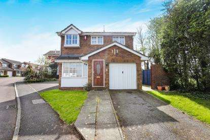 4 Bedrooms Detached House for sale in Field Farm Close, Stoke Gifford, Bristol, South Gloucestershire
