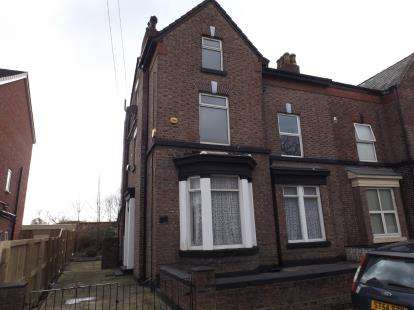 8 Bedrooms Semi Detached House for sale in Grey Road, Liverpool, Merseyside, L9