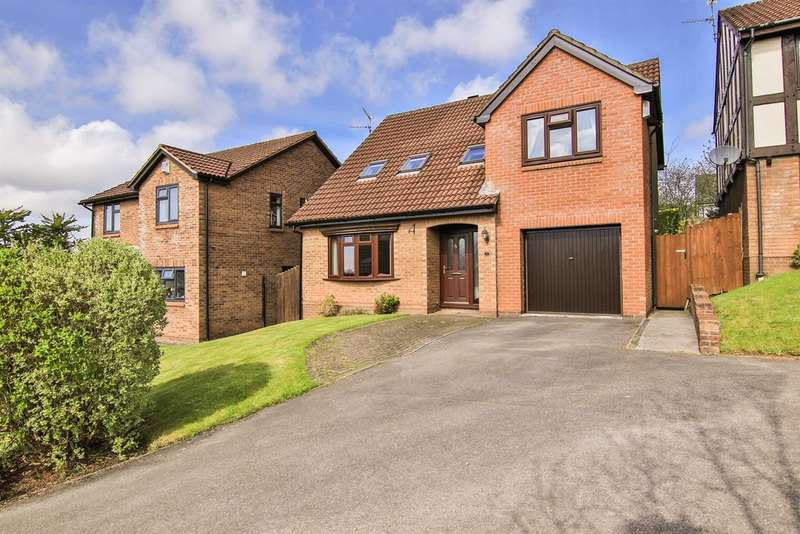 4 Bedrooms Detached House for sale in Clos Y Draenog, Thornhill, Cardiff