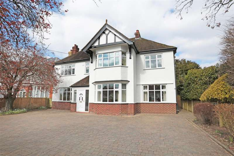 5 Bedrooms Property for sale in Marlborough Road, Swindon