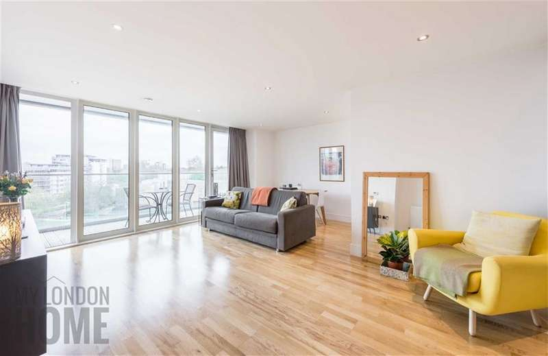 3 Bedrooms Property for sale in The Crescent, London, SE8