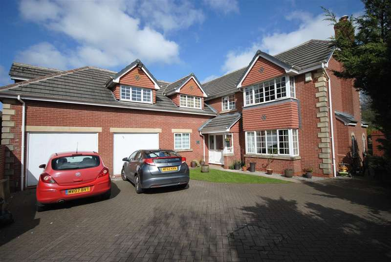 5 Bedrooms Property for sale in The Copse, Orrell Road, Orrell, Wigan