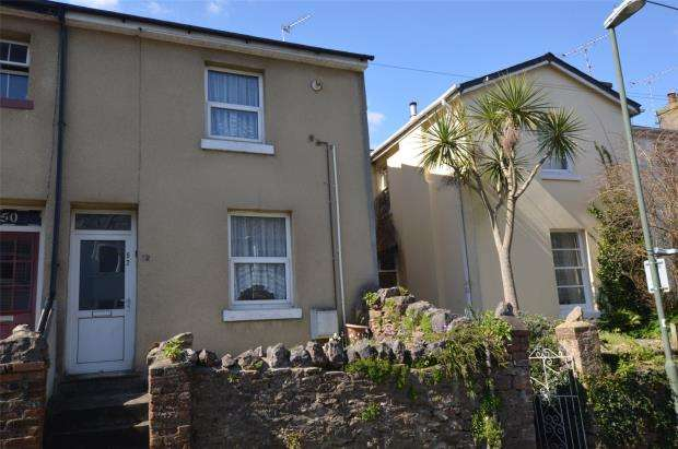 2 Bedrooms Semi Detached House for sale in Hartop Road, St Marychurch, Torquay, Devon