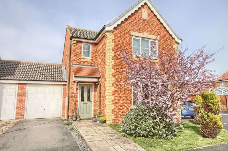 3 Bedrooms Detached House for sale in Knebworth Court, Ingleby Barwick