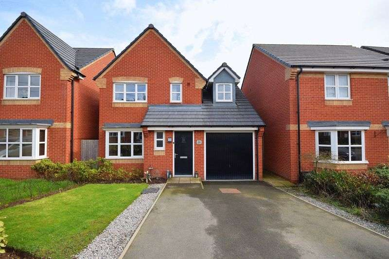 3 Bedrooms Detached House for sale in Essington Way, Chatterley Whitfield