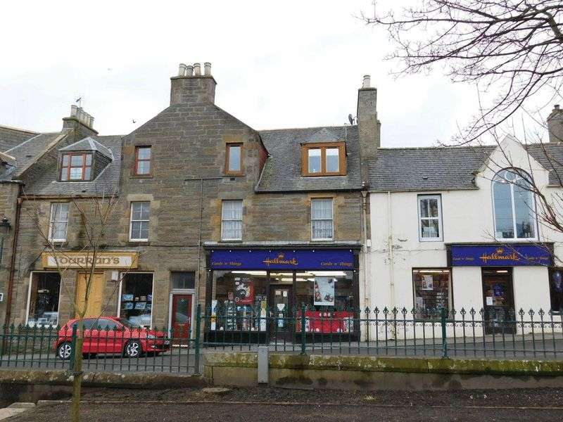 2 Bedrooms Flat for sale in 3b Sir Johns Square, Thurso, Caithness, KW14 7AN