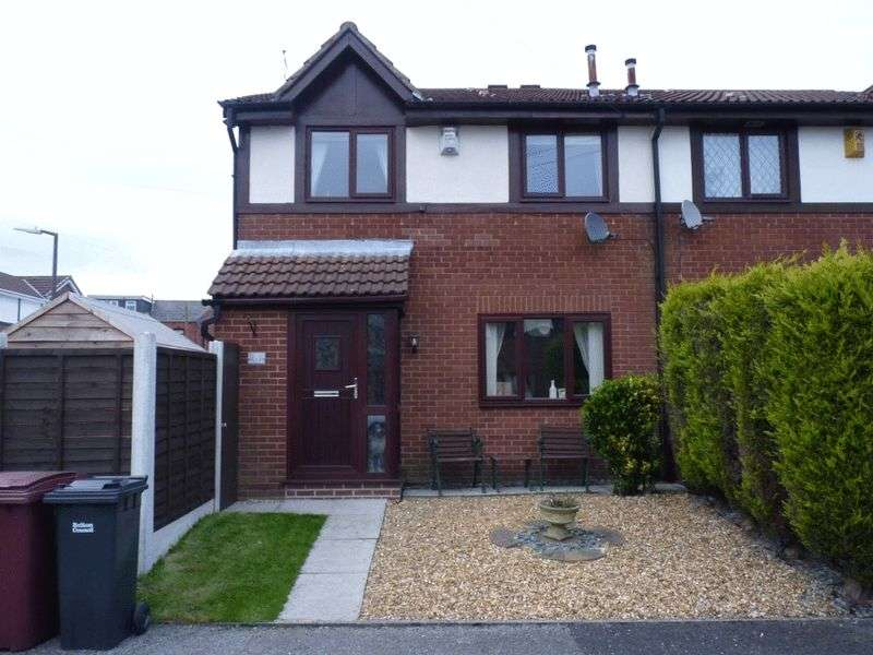 2 Bedrooms Semi Detached House for sale in Moss Meadow, Westhoughton, Bolton