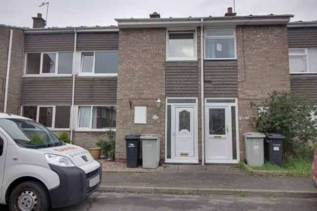 3 Bedrooms Terraced House for sale in Johnson Court, Lincoln, Lincolnshire, LN4 4QX