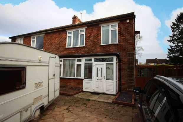 3 Bedrooms Semi Detached House for sale in Charter Avenue, Coventry, West Midlands, CV4 8AT