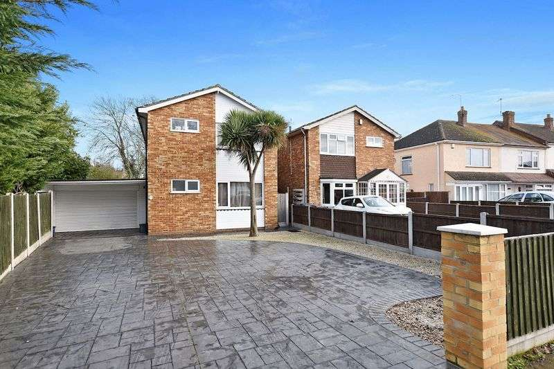 4 Bedrooms Detached House for sale in Lambeth Road, Eastwood
