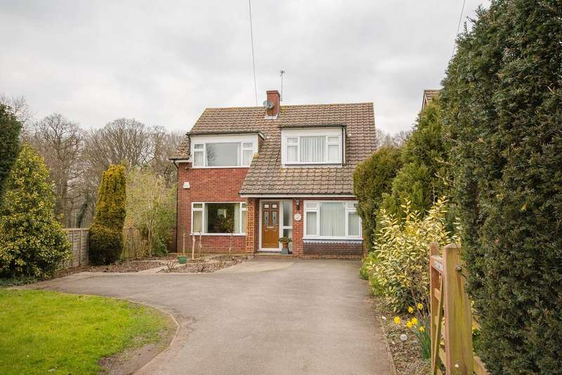 5 Bedrooms Detached House for sale in Lodge, White Horse Lane, Maidstone, Kent