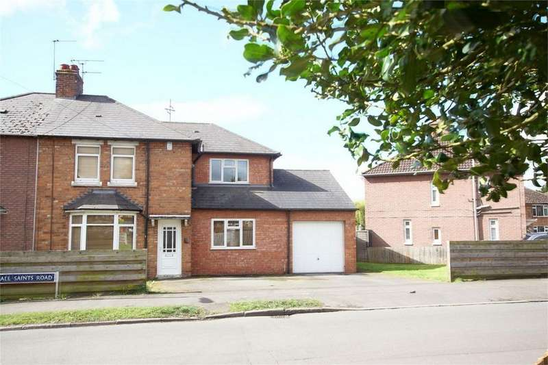 4 Bedrooms Semi Detached House for sale in All Saints Road, Warwick