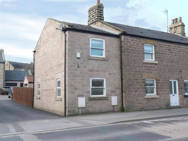 3 Bedrooms House for sale in High Street, Spofforth, Harrogate