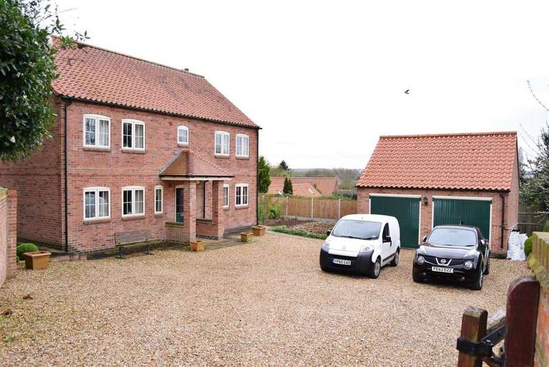 4 Bedrooms Detached House for sale in Church View, Bilsthorpe