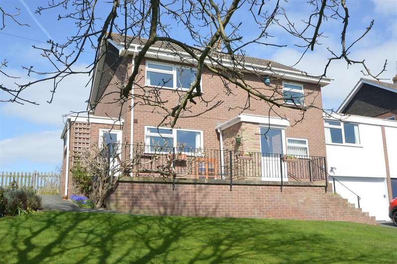 4 Bedrooms Detached House for sale in 27 Sandiway, Radbrook, Shrewsbury, SY3 9BN