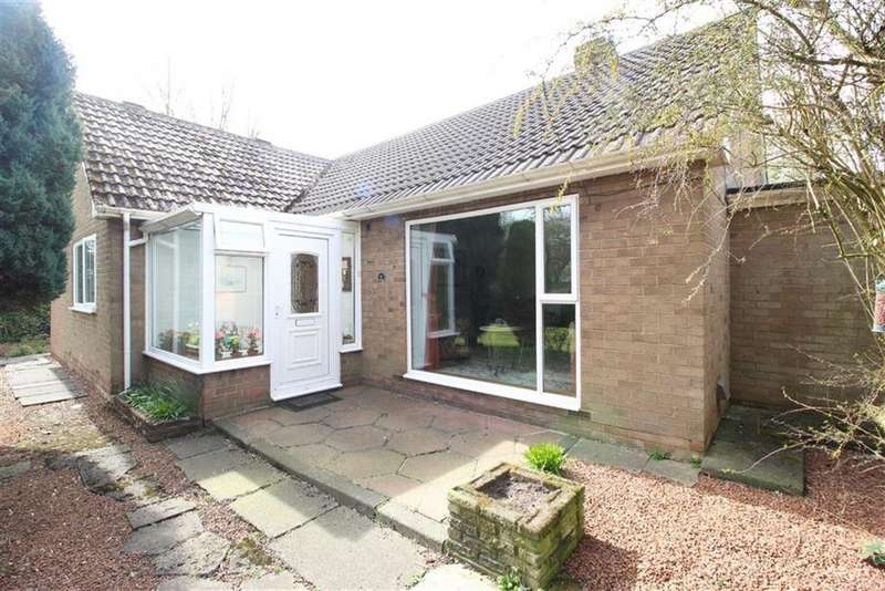3 Bedrooms Detached Bungalow for sale in Letchwell Villas, Newcastle Upon Tyne