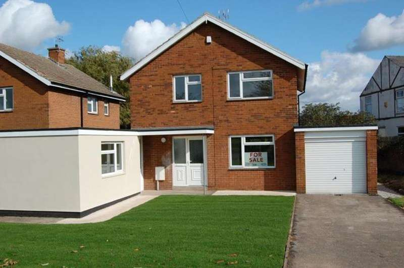 3 Bedrooms Link Detached House for sale in 6 Kings Close, Creswell