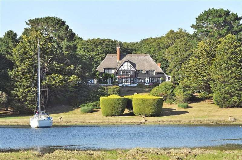 7 Bedrooms Detached House for sale in Dock Lane, Beaulieu, Brockenhurst, Hampshire, SO42