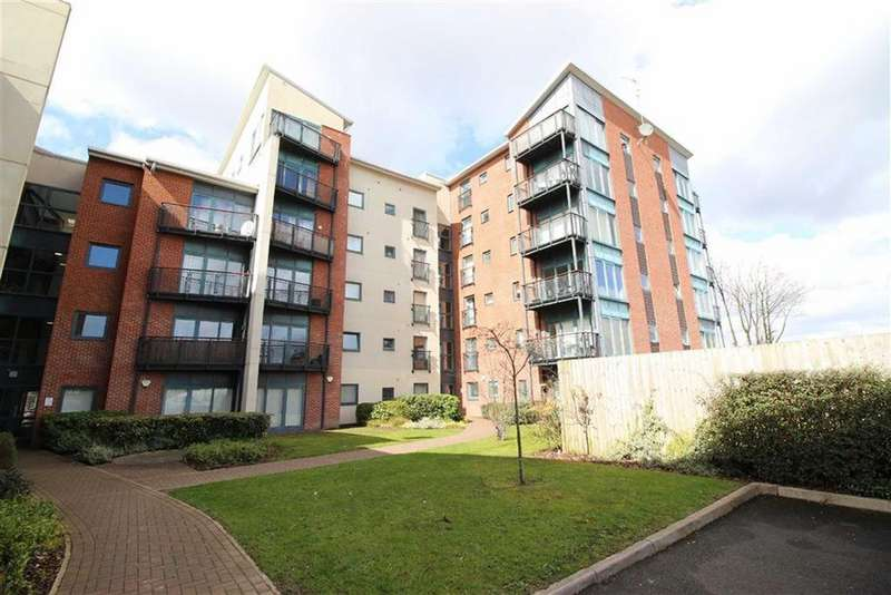3 Bedrooms Apartment Flat for sale in 1 Pocklington Drive, Manchester