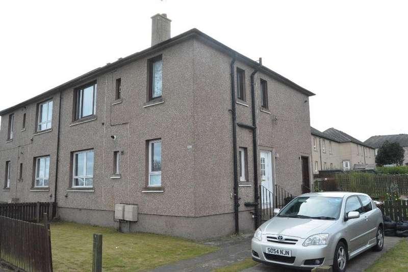 2 Bedrooms Flat for sale in Glasgow Road, Falkirk, Falkirk, FK1 4HR