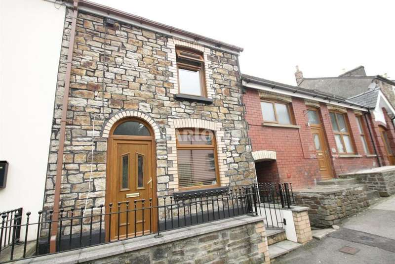 3 Bedrooms Terraced House for sale in High Street, Abersychan