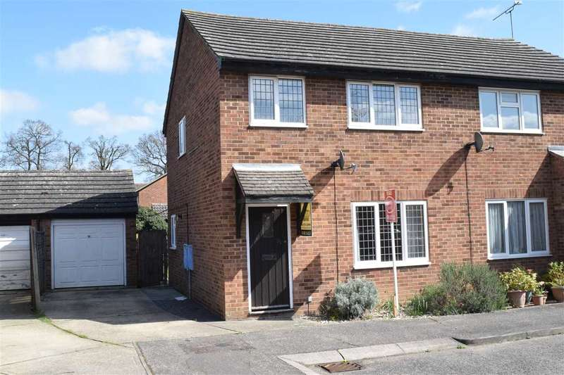 3 Bedrooms Semi Detached House for sale in Skiddaw Close, Great Notley, Braintree