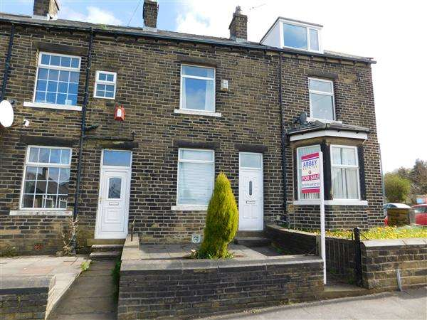 2 Bedrooms Terraced House for sale in Bowling Hall Road, Bradford