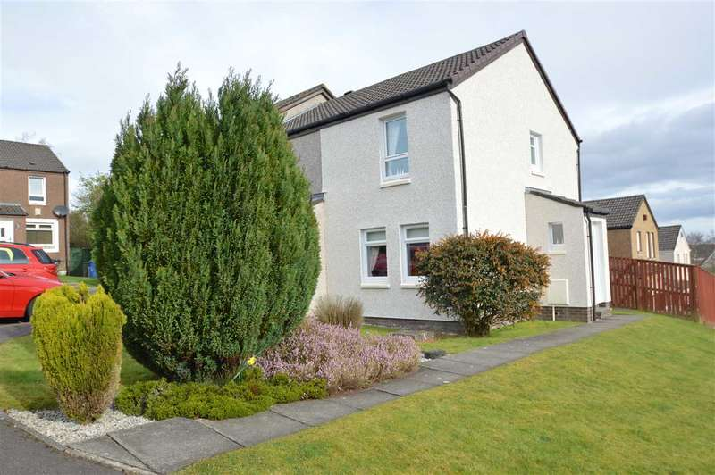 2 Bedrooms End Of Terrace House for sale in 18 Durisdeer Drive, Hamilton, very well presented 2 bedroom end terraced