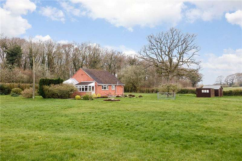 3 Bedrooms Detached Bungalow for sale in Coddington, Ledbury, Herefordshire, HR8