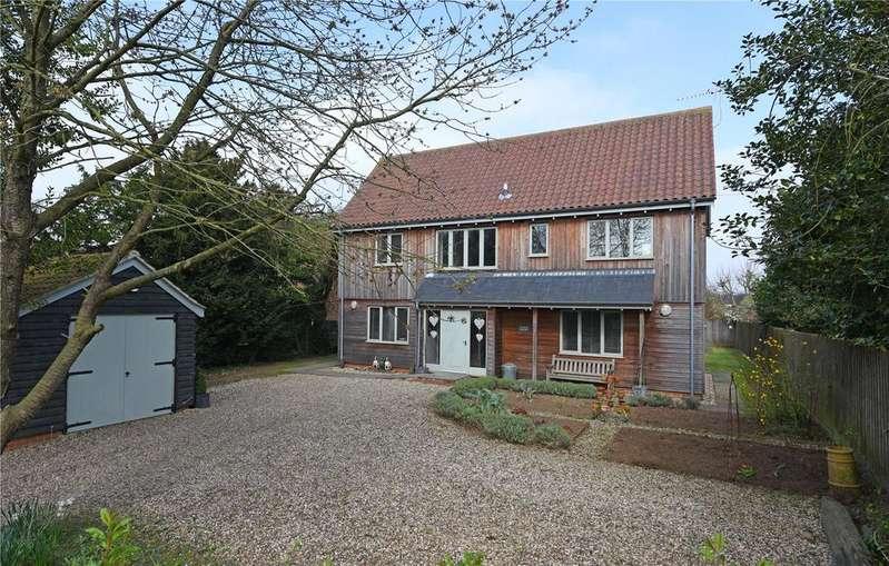 4 Bedrooms Detached House for sale in Waldringfield, Nr Woodbridge, Suffolk, IP12