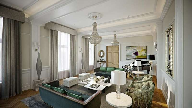3 Bedrooms Flat for sale in Cockspur Street, London. SW1Y
