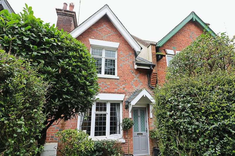3 Bedrooms Terraced House for sale in Sandhurst Road, Tunbridge Wells
