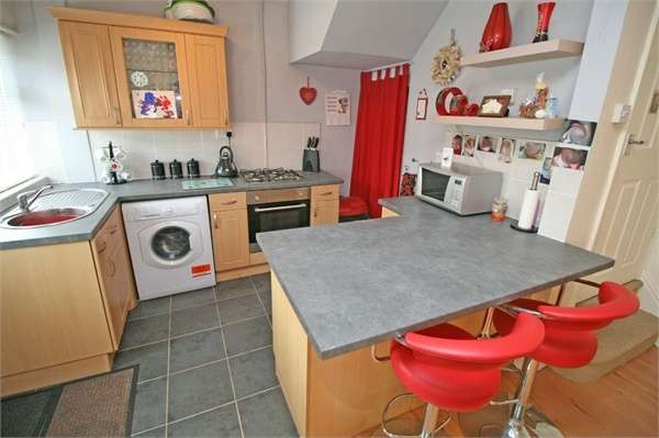 3 Bedrooms Terraced House for sale in Sixth Avenue, Forest Town, Mansfield, Nottinghamshire