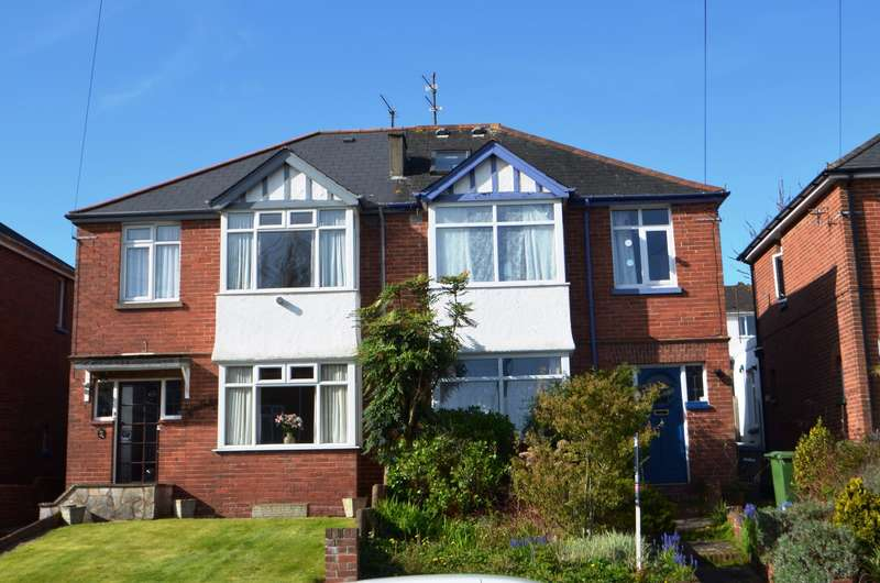 3 Bedrooms Semi Detached House for sale in ST THOMAS, EXETER