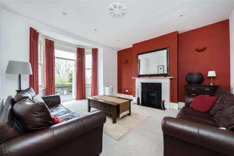3 Bedrooms Apartment Flat for sale in Farquhar Road, London