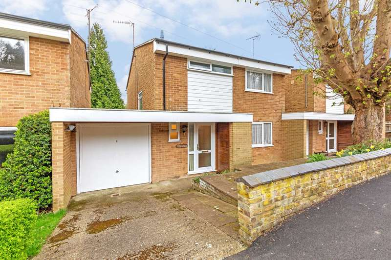3 Bedrooms Link Detached House for sale in Doctor Commons Road, Berkhamsted