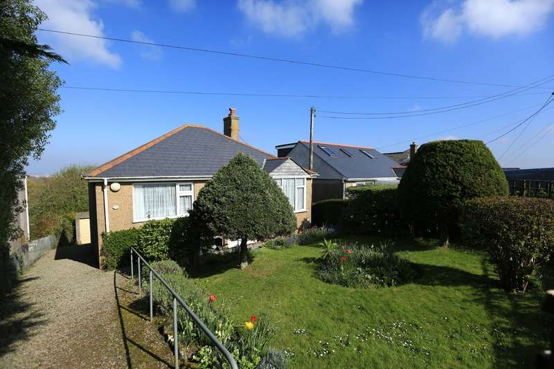 2 Bedrooms Detached Bungalow for sale in Staddiscombe, Plymouth