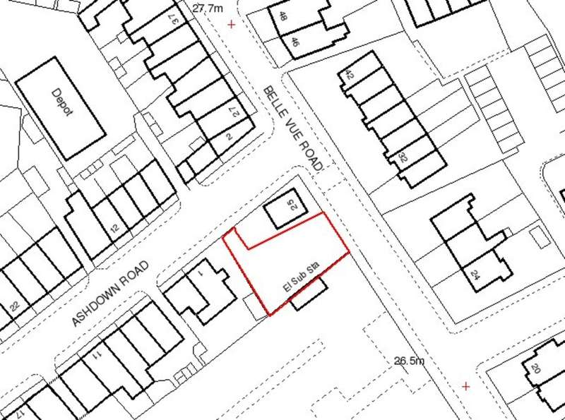Land Commercial for sale in Land Adjacent to 25 Belle Vue Road