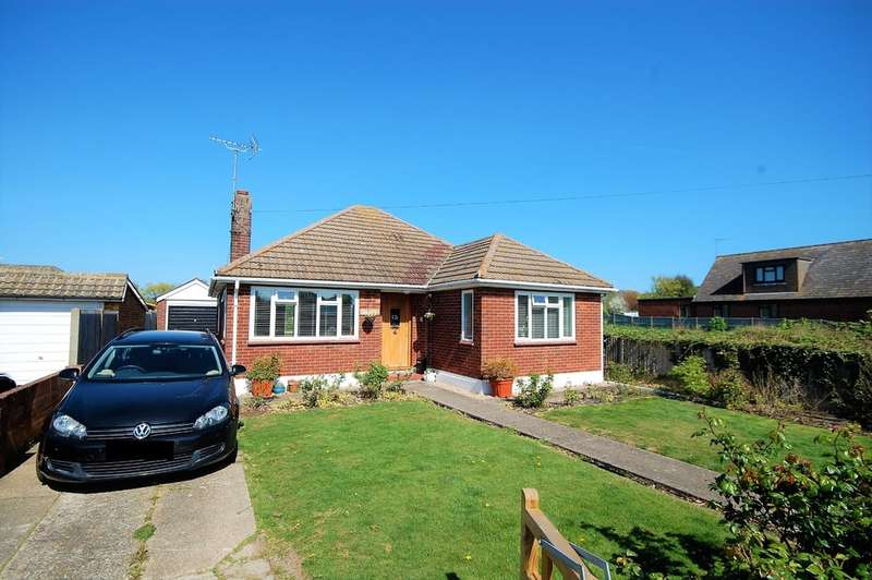 3 Bedrooms Detached Bungalow for sale in Virginia Road, Whitstable