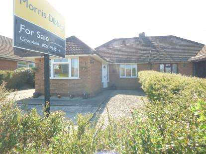 3 Bedrooms Bungalow for sale in Horndean, Hampshire