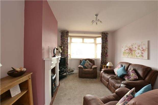3 Bedrooms Semi Detached House for sale in Monks Park Avenue, BRISTOL, BS7 0UL