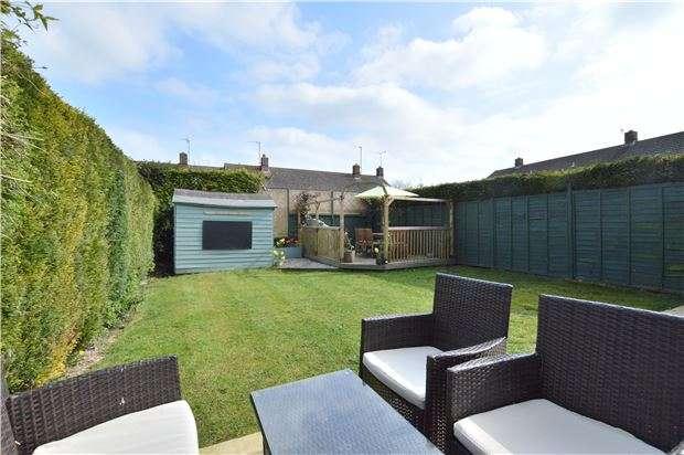 3 Bedrooms Terraced House for sale in Wilson Road, Shurdington, CHELTENHAM, Gloucestershire, GL51 4SN