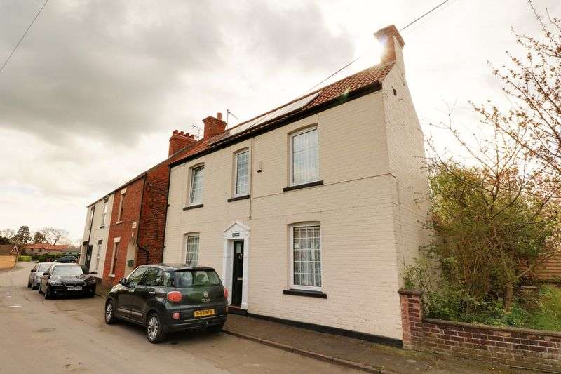 2 Bedrooms Cottage House for sale in Cherry Lane, Barrow-Upon-Humber