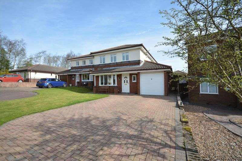 4 Bedrooms Detached House for sale in Windermere Drive, Rishton