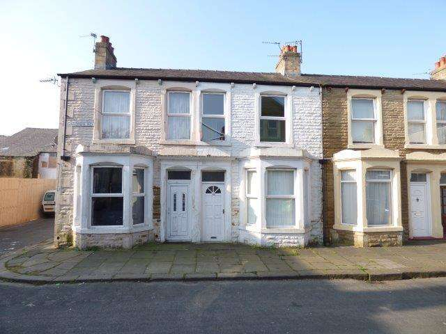 2 Bedrooms Terraced House for sale in Gardner Road, Morecambe, LA3 1RX